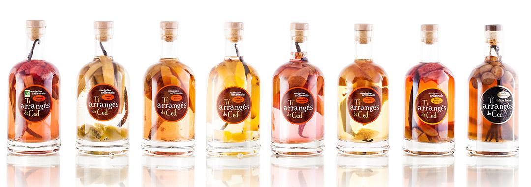Flavoured Rum