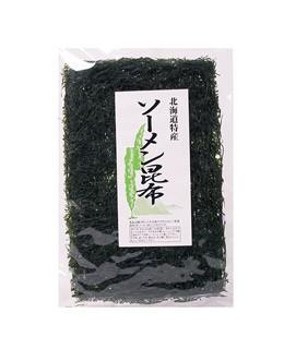 Meeres-Spaghetti Kombu aus getrockneten Algen - Association Esan