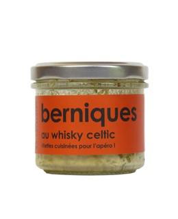Napfmuscheln mit Celtic Whisky - L'Atelier du Cuisinier