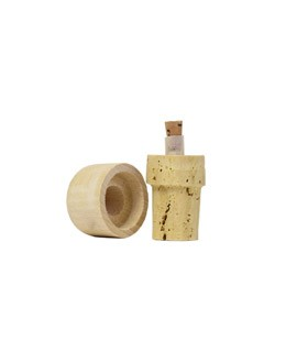 Ausgießer mit einem Naturkorken 250 ml  - La Guinelle
