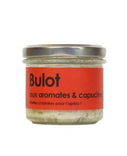 Wellhornschnecken mit Käutern und Kapuzinerkresse - L'Atelier du Cuisinier