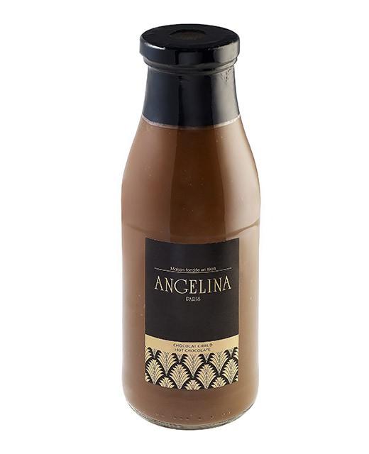 heiße Schokolade nach alter Art - Angelina