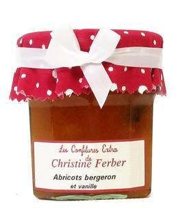 Bergeron-Aprikosen Marmelade mit Vanille - Christine Ferber