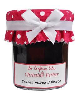 Schwarzkirschmarmelade - Christine Ferber