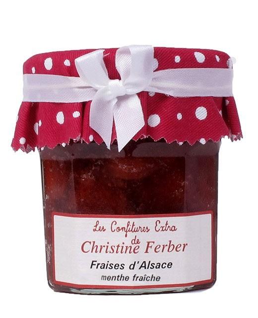 Minze-Erdbeere Marmelade  - Christine Ferber