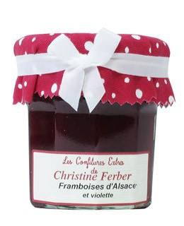 Himbeer-Veilchen Marmelade - Christine Ferber