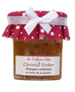 Orangen-Maracuja-Marmelade - Christine Ferber