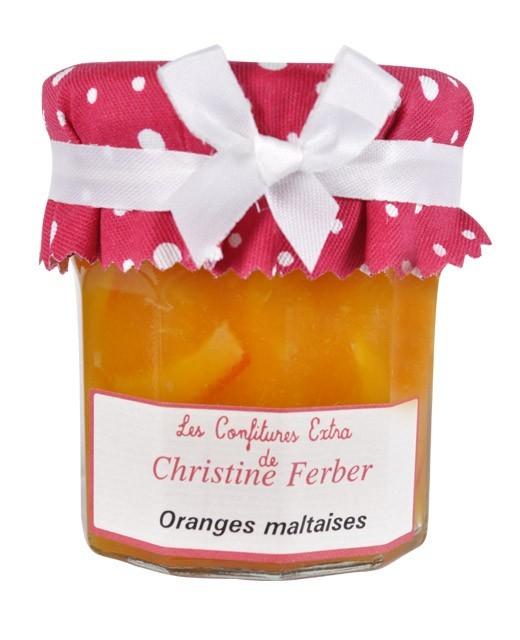 Malta-Orangenmarmelade - Christine Ferber