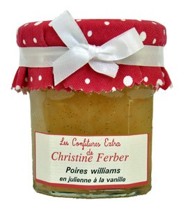 Williams-Christ Birnenmarmelade - Christine Ferber