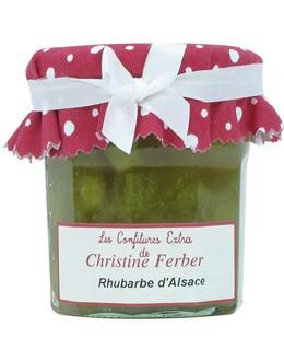 Rhabarbermarmelade - Christine Ferber