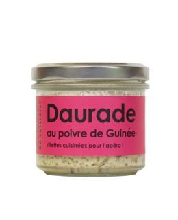 graue Dorade mit Pfeffer aus Guinea - L'Atelier du Cuisinier