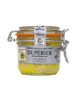 Ganze Enten Foie gras mit Szechuanpfeffer - Dupérier