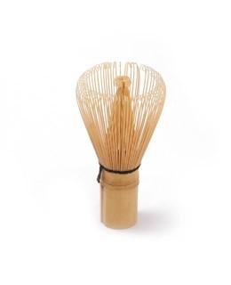 Matcha Schneebesen aus Bambus -