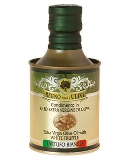 Olivenöl mit weißen Trüffel aus Alba - Regno degli Ulivi