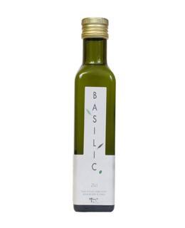 Olivenöl mit Basilikum - Libeluile