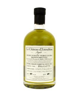 extra natives Olivenöl - Beruguette 100% - Château d'Estoublon