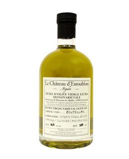 extra natives Olivenöl - Bouteillan 100% - Château d'Estoublon