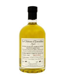 extra natives Olivenöl - Grossane 100% - Château d'Estoublon