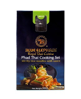 Set für Pad Thai - Blue Elephant