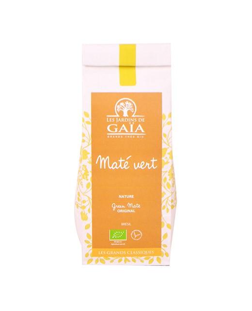 Kräutertee - Matestrauch - Les Jardins de Gaïa