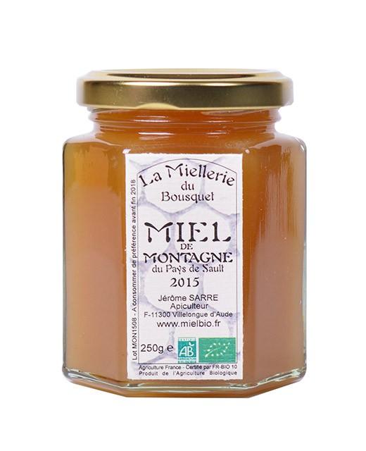 Bio Honig aus den Gebirge - Miellerie du Bousquet