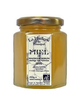Bio Rhododendrenhonig - Miellerie du Bousquet