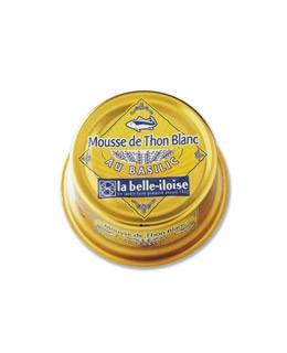 weisse Thunfischmousse mit Basilikum - La Belle-Iloise
