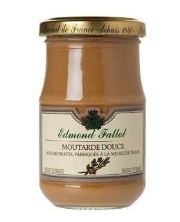 Brauner milder aromatisierter Senf - Fallot