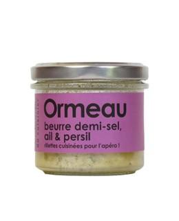 Meerohren, leicht gesalzene Butter, Knoblauch und Petersilie - L'Atelier du Cuisinier
