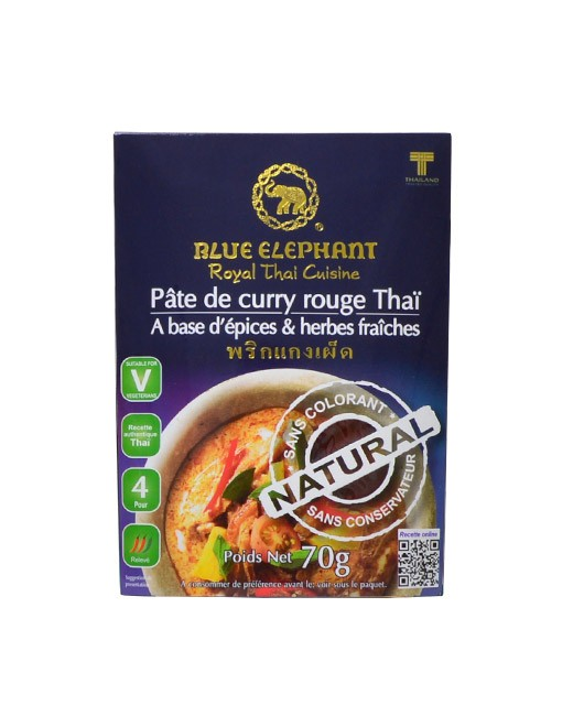 rote Curry Paste - Blue Elephant