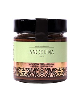 Brotaufstrich Gianduja - Angelina