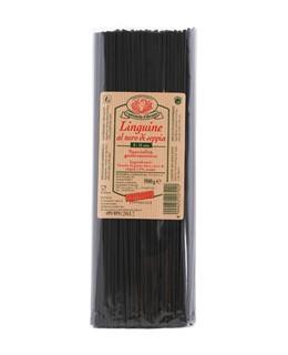 Linguine mit Tintenfischtinte - Rustichella d'Abruzzo