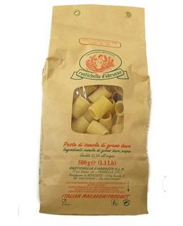 Mezze Maniche Hartweizengrießnudeln - Rustichella d'Abruzzo
