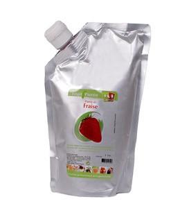 Erdbeerpüree - Capfruit