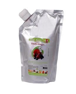 Rote-Frucht-Püree - Capfruit