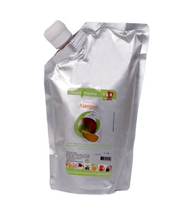 Alphonso-Mango-Püree - Capfruit