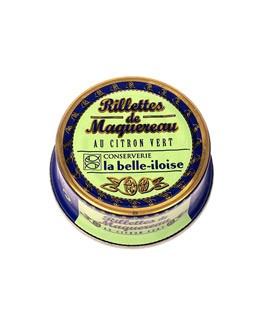 Makrelen-Rillettes mit Zitrone - La Belle-Iloise