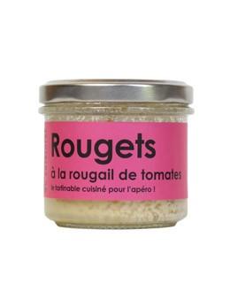 Rotbarbe in Tomatenrougail - L'Atelier du Cuisinier