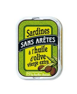 Sardinen ohne Gräten - La Belle-Iloise