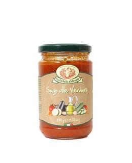Gemüse Tomatensauce - Rustichella d'Abruzzo