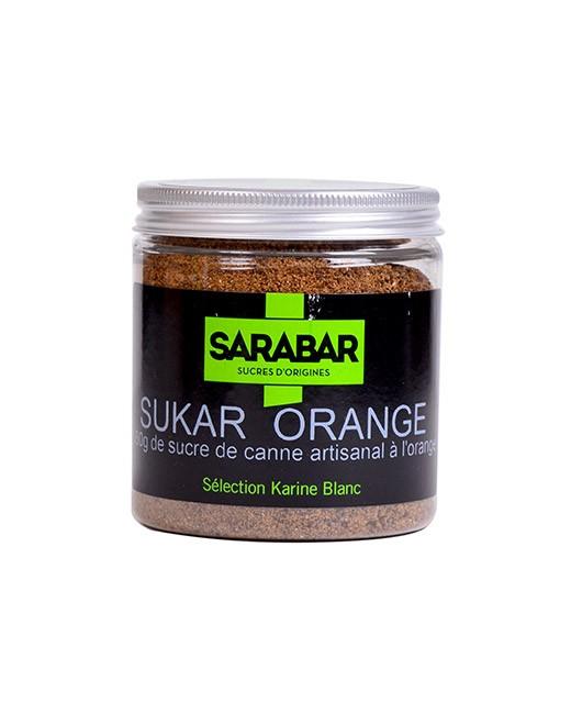 künstlicher Zucker - Orange - Sarabar