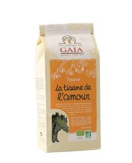 Kräutertee der Liebe - Les Jardins de Gaïa