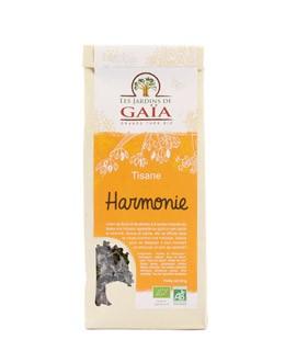 Kräutertee Harmonie - Les Jardins de Gaïa