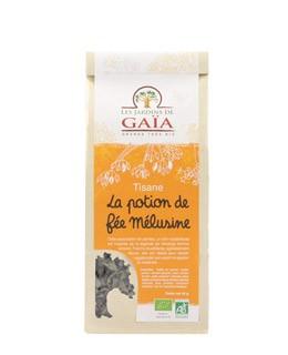 Kräutertee Fee Melusine - Les Jardins de Gaïa