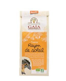 Kräutertee Reich der Sonne - Les Jardins de Gaïa