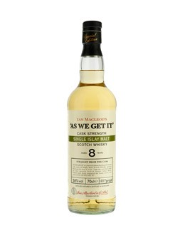 Whisky As We Get It - 8 Jahre alt - Ian MacLeod