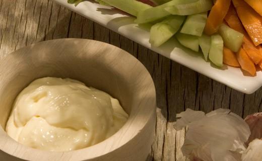 Aioli mit frischen Eiern - Azaïs-Polito
