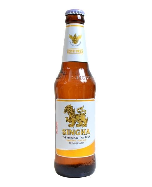 thailändischer Singha Bier - Singha