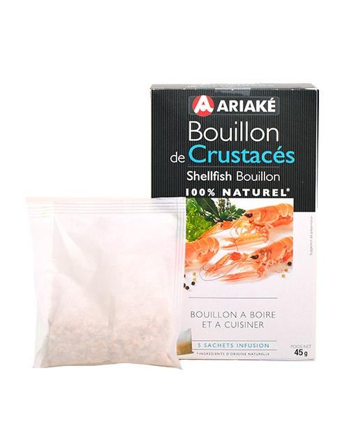Brühe für Krustentiere - Ariaké
