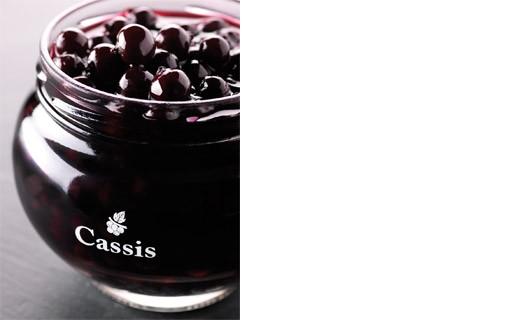 Cassis Peureux - schwarze Johannisbeeren in  - Grandes Distilleries Peureux